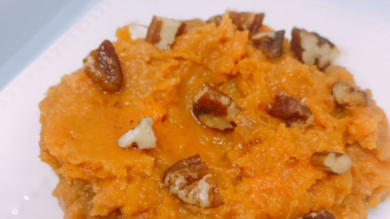 Photo of Instant Pot® Sweet Potato Casserole by thedailygourmet