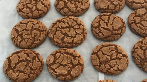 Photo of Mom's Ginger Snaps by Elaine