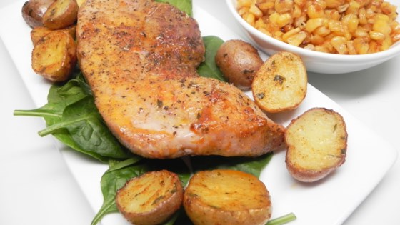 Photo of Marinated Brined Pork Chops by Don M.