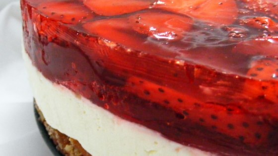 Photo of Judy's Strawberry Pretzel Salad by Tom Quinlin