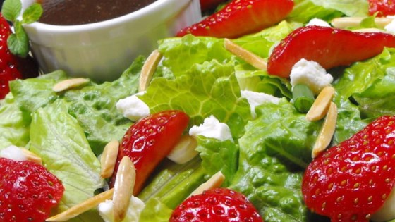 Image result for iceberg lettuce and strawberry salad