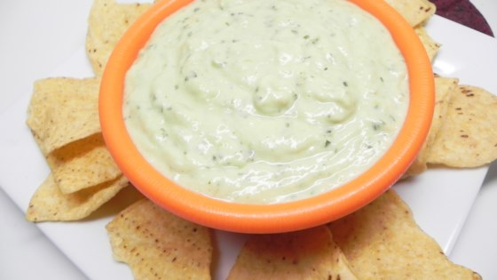 Photo of Creamy Green Sauce by Hot&Spicy