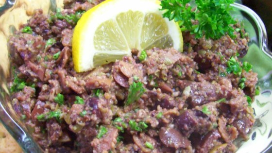 Photo of Kalamata Olive Tapenade by TERESITA79