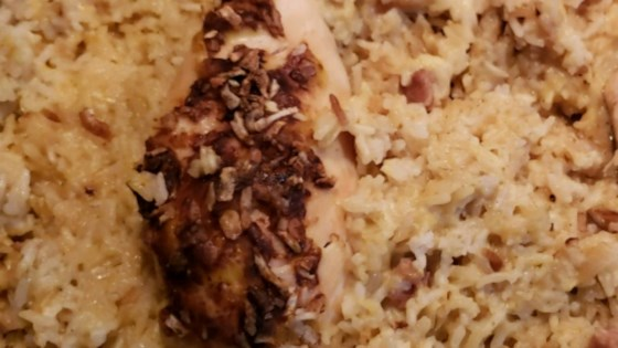 Photo of Easy Cheesy Chicken and Rice by KVines3