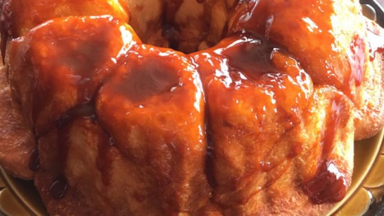 Photo of Butterscotch Pull-Apart Rolls by Meg