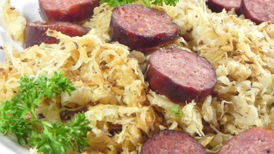 Photo of Sausage 'n Kraut by KHOERNER