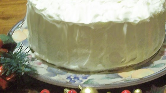 Photo of White Chocolate Cake by VanDerStad