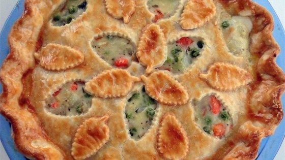Photo of Chicken Pot Pie II by CORWYNN DARKHOLME