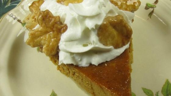 Photo of Easy Maple Pumpkin Pie by KGeorge