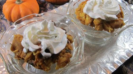 Photo of Pumpkin Bread Pudding by Vivi