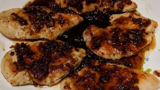 Photo of Chicken Breast with Sage and Balsamic Vinegar by barbara