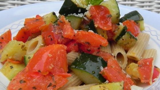 Photo of Cucumber-Tomato Sauce by Zucchini-Houdini
