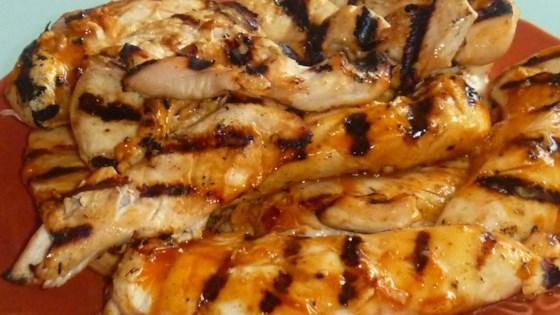 Texas Hickory BBQ Chicken