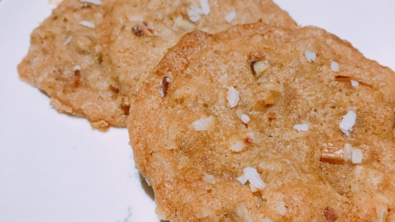 Photo of Coconut-Pecan Cookies by thedailygourmet