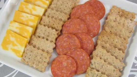 Photo of Homemade Crackers by Joellen