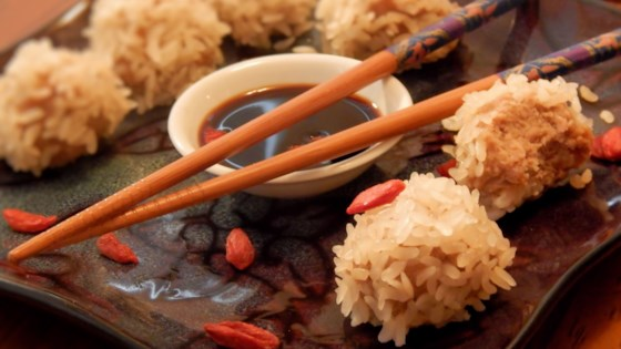 Photo of Sticky Rice Pork Balls by buxuhong