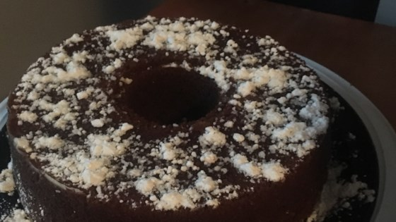 Photo of Chocolate Pumpkin Bundt® Cake by Dianna Jacobs-Fresh