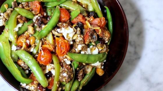 Photo of Vegetarian Garden Stir-Fry by Sami Link