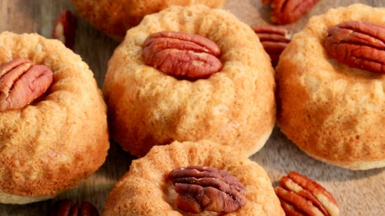 Photo of Mother's Pecan Pancake Muffins by Tosha