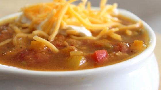 Photo of Pumpkin Turkey Soup by SunnyDaysNora