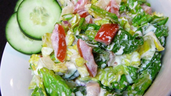 russian garden salad - Garden Salad Recipe