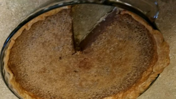 Photo of Nick's Eggnog Pie by Rev.Dr.Awesome