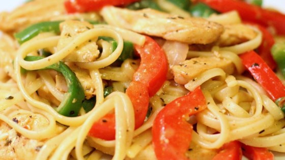 Photo Of Cajun Chicken Pasta By Carol Spradling