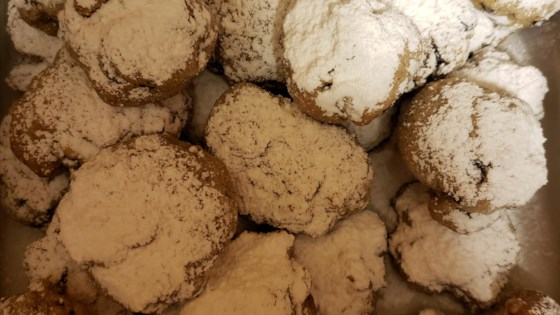 Photo of Black Pepper Cookies by Mary Adams Hogan