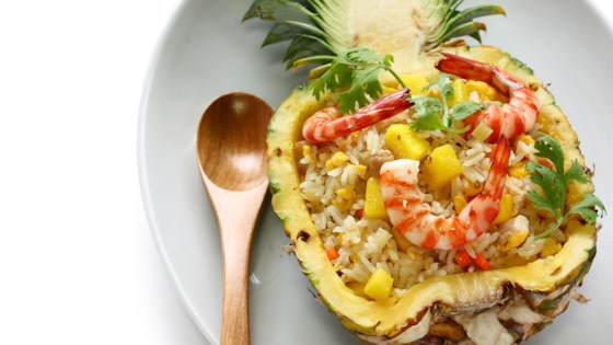 Photo of Pineapple-Shrimp Fried Rice  by Cool Runnings Foods