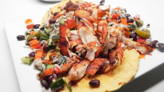 Photo of Baja Grilled Chicken Tacos by hynesey