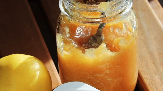 Photo of Instant Pot® Pear-Applesauce by Buckwheat Queen