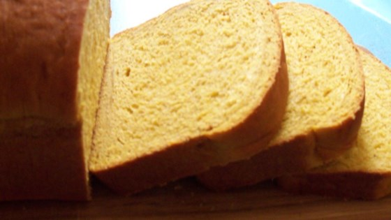 Photo of Pumpkin Yeast Bread by GERILYN
