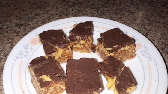 Photo of 'Not Nanaimo Bar' Squares by -Becky-
