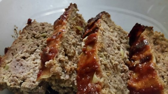 Photo of Bacon-Wrapped Meatloaf with Brown Sugar Glaze by Daniel Mathew Ledenican