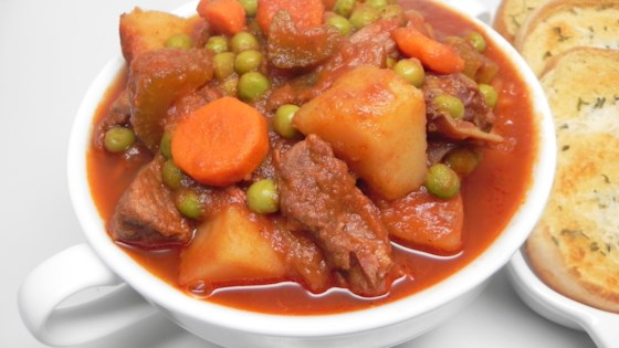 Photo of Slow Cooker Lamb Stew  by Soup Loving Nicole