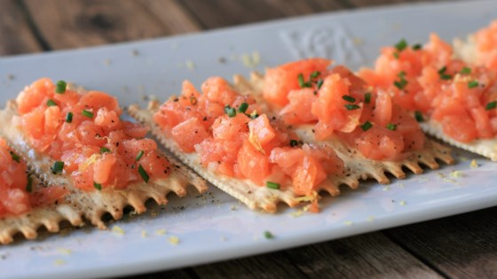 Photo of Smoked Salmon Tartare by France C