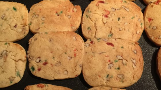 Grandma S Christmas Icebox Cookies Recipe Allrecipes Com