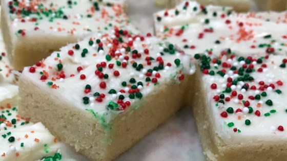 Photo of Sugar Cookie Bars Made Easy by Sydni