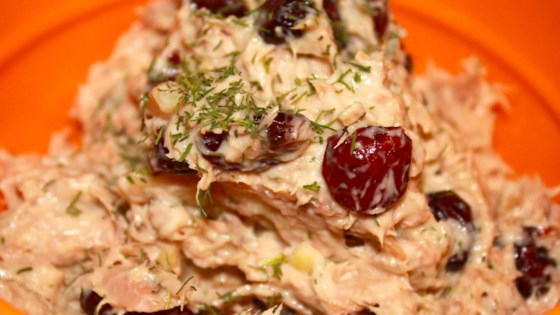 Photo of Tuna Salad with Cranberries by SIGARILLO