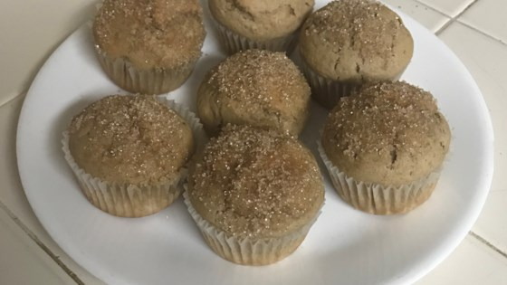 Photo of Sugar-Coated Muffins by Jenn Hall