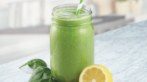 Photo of Refresh & Reboot Green Smoothie by Almond Breeze