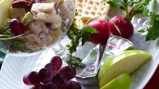 Photo of Easy Fruited Chicken Salad by jo1527