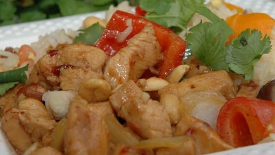 Go Girl Hot Szechwan Chicken