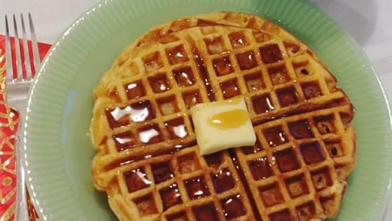 Photo of Eggnog Waffles by ILEAGOR