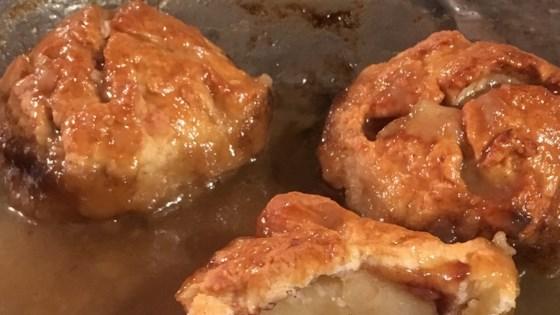 Photo of Butterscotch Apple Dumplings by Carol