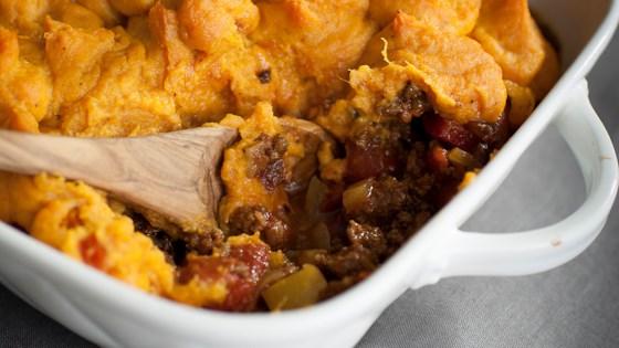 autumn sweet potato shepherds pie review by errica
