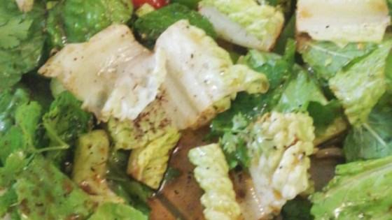 Photo of Fattoush (Lebanese Salad) by Dana