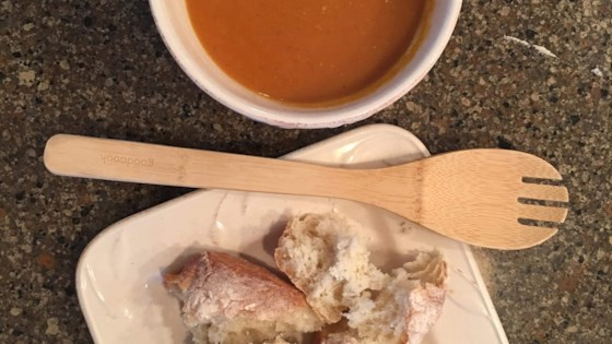 Photo of Instant Pot® Butternut Squash and Pumpkin Spice Soup by Shari