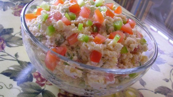 Photo of Cornbread Salad by Charlotte