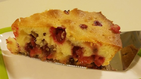 Photo of Bar Harbor Cranberry Pie by Amy Nichole